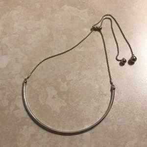 Eddie Borgo Adjustable Chain Necklace